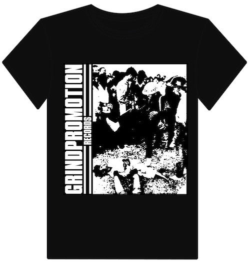 "GPR002 - ""Jump"" T-Shirt (Limited Edition) - Grindpromotion Records"