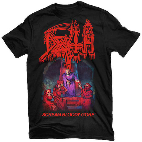 Death - Scream Bloody Gore T-Shirt