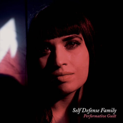 Self Defense Family -  Performative Guilt LP (Clear Vinyl)