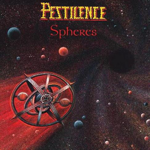 Pestilence ‎– Spheres LP