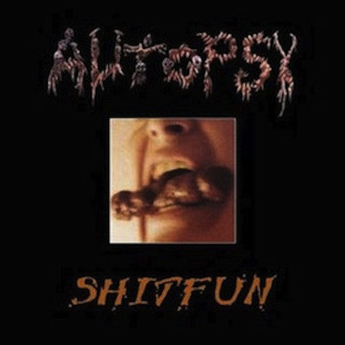 Autopsy ‎– Shitfun LP - Grindpromotion Records