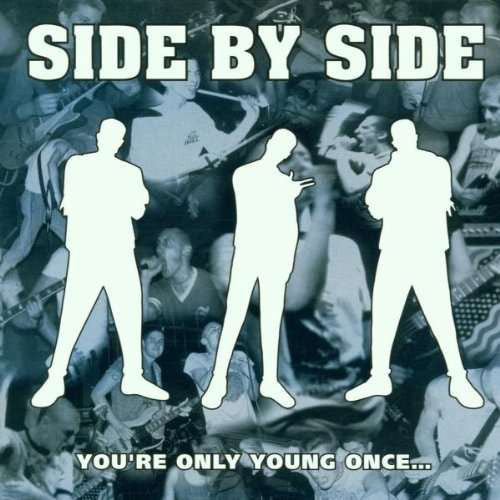 Side By Side ‎– You're Only Young Once... (Gold Translucent  Vinyl) - Grindpromotion Records