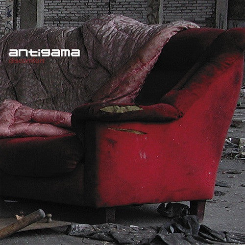 Antigama ‎– Discomfort LP - Grindpromotion Records