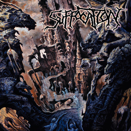 Suffocation - Souls To Deny LP
