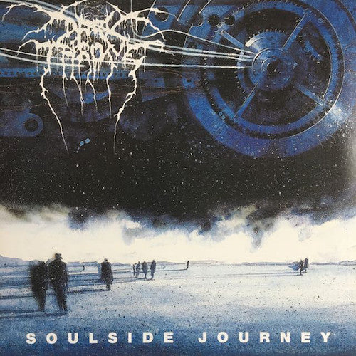 Darkthrone ‎– Soulside Journey LP - Grindpromotion Records
