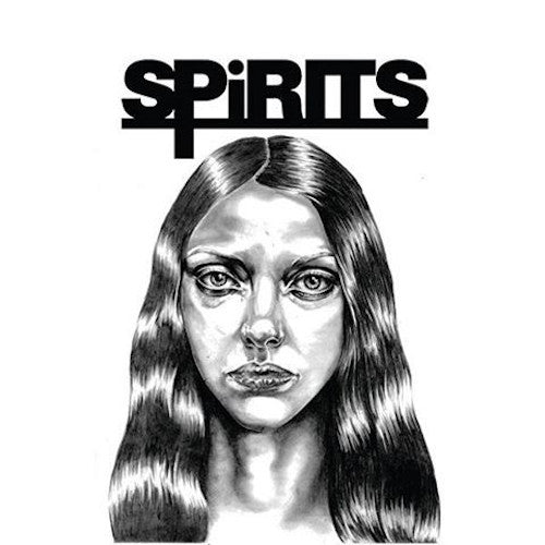 Spirits ‎– Discontent LP (Orange Vinyl)