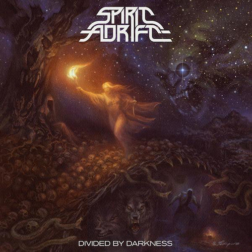 Spirit Adrift ‎– Divided By Darkness LP - Grindpromotion Records