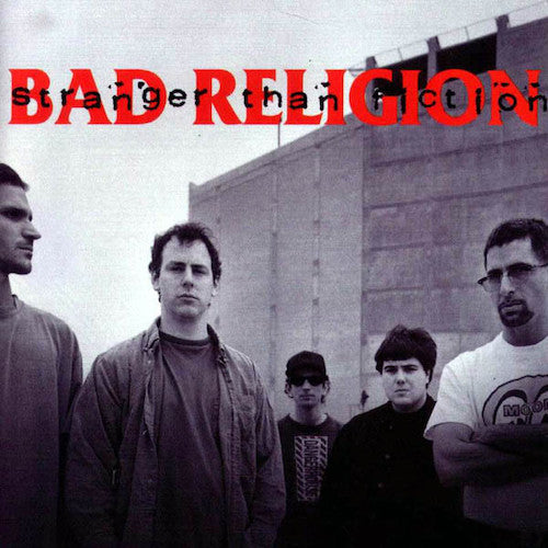 Bad Religion ‎– Stranger Than Fiction LP (2018 Remaster Edition) - Grindpromotion Records