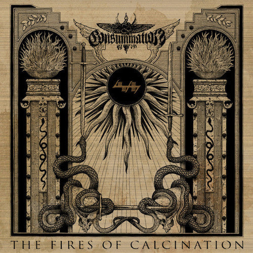 Consummation ‎– The Fires Of Calcination LP - Grindpromotion Records