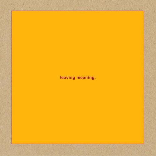 Swans ‎– Leaving Meaning 2XLP