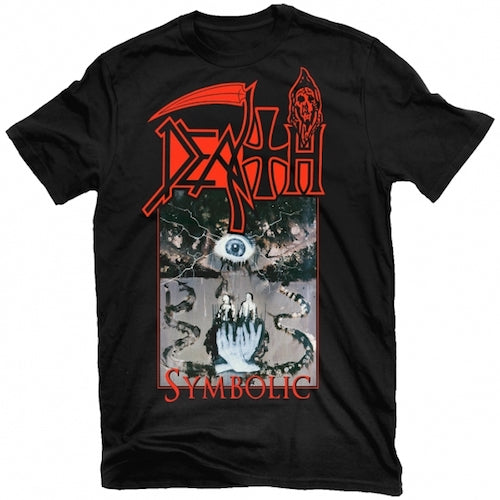 Death - Symbolic T-Shirt - Grindpromotion Records