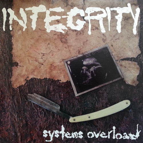 Integrity ‎– Systems Overload LP - Grindpromotion Records