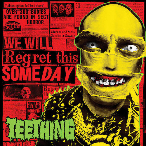 Teething ‎– We Will Regret This Someday LP