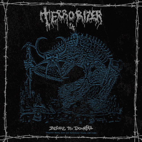 Terrorizer ‎– Before The Downfall 2xLP - Grindpromotion Records