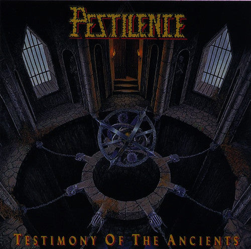 Pestilence ‎– Testimony Of The Ancients LP