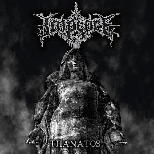 "Implore - Thanatos 7"" (White Vinyl) - Grindpromotion Records"