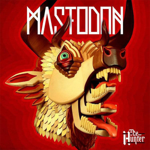 Mastodon ‎– The Hunter LP - Grindpromotion Records