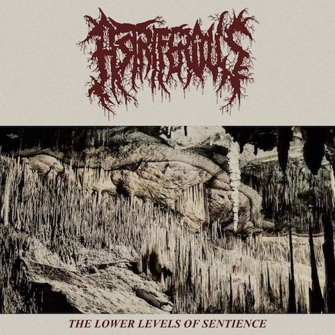 ASTRIFEROUS – The Lower Levels Of Sentience LP