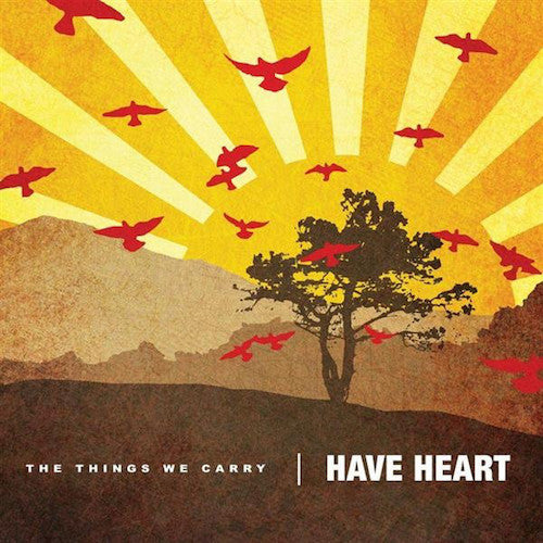 Have Heart ‎– The Things We Carry LP (Coke Bottle Vinyl) - Grindpromotion Records