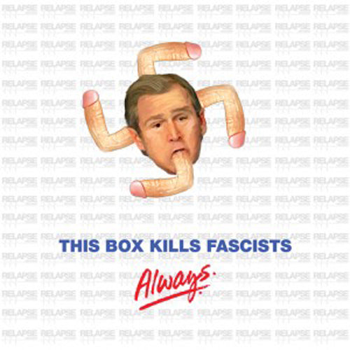"This Comp Kills Fascists 7 x 7"" Boxset - Grindpromotion Records"