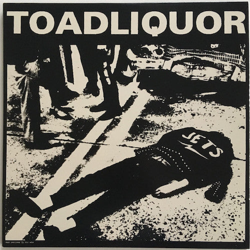 Toadliquor ‎– Cease & Decease 2XLP - Grindpromotion Records