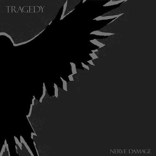 Tragedy ‎– Nerve Damage LP - Grindpromotion Records