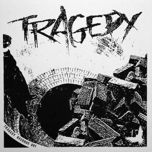 Tragedy ‎– Tragedy LP - Grindpromotion Records