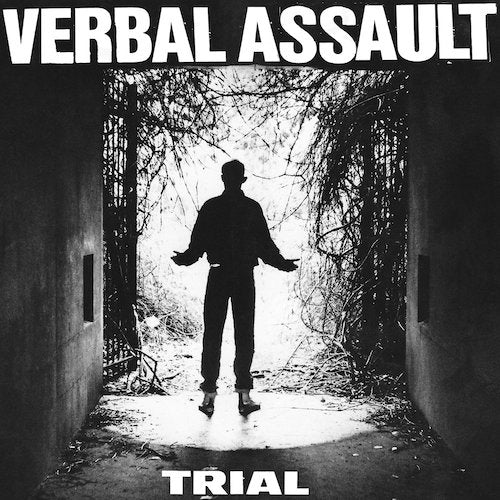 Verbal Assault ‎– Trial LP (Red Vinyl) - Grindpromotion Records
