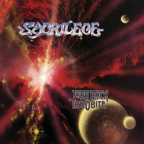 Sacrilege ‎– Turn Back Trilobite LP (180g Vinyl)