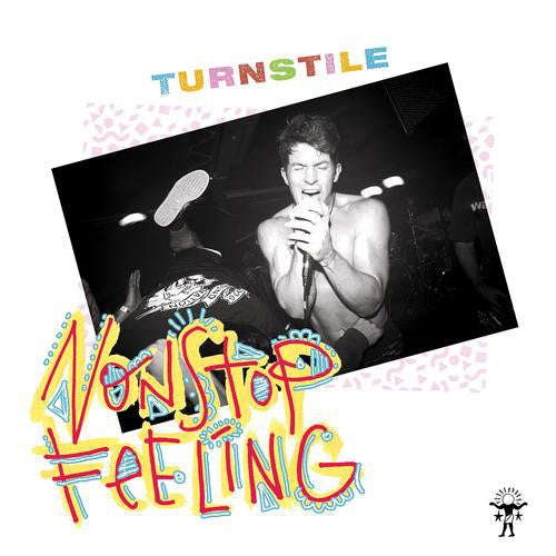 Turnstile ‎– Nonstop Feeling LP (Beer Vinyl)