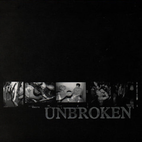 "Unbroken ‎– And / Fall On Proverb 7"" (Gold Vinyl)"