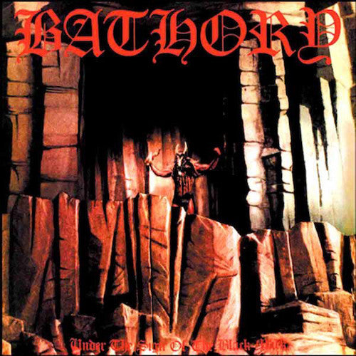 Bathory ‎– Under The Sign Of The Black Mark LP - Grindpromotion Records