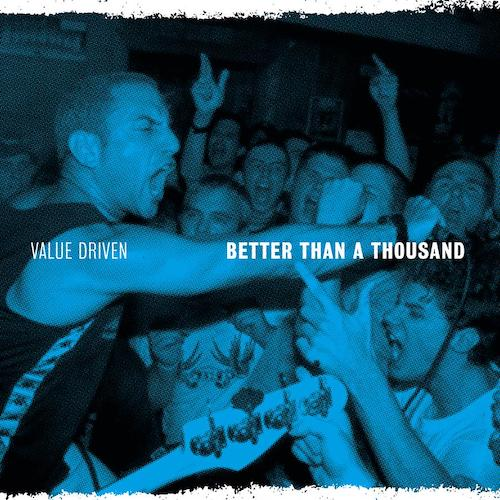 BETTER THAN A THOUSAND - VALUE DRIVEN LP - Grindpromotion Records