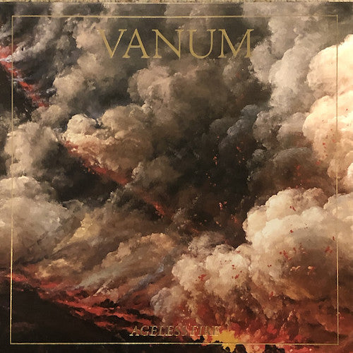 Vanum ‎– Ageless Fire LP - Grindpromotion Records