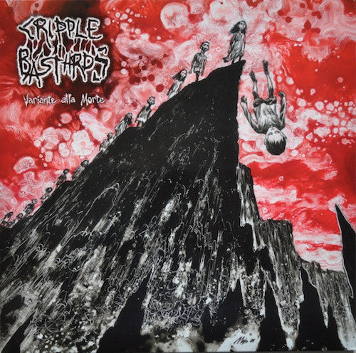 Cripple Bastards ‎– Variante Alla Morte LP (Clear Vinyl)