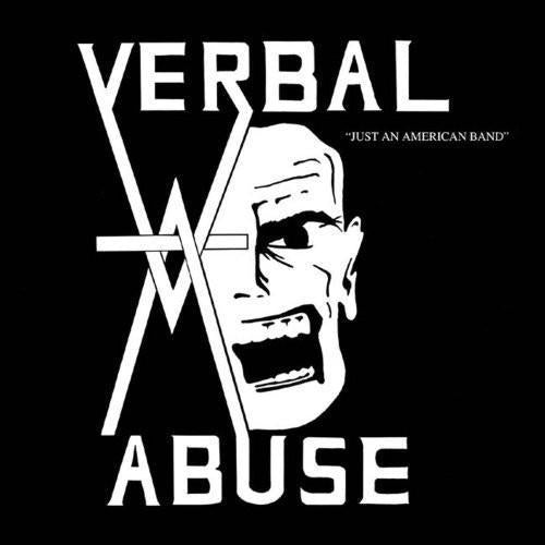 Verbal Abuse ‎– Just An American Band LP (Red Vinyl)