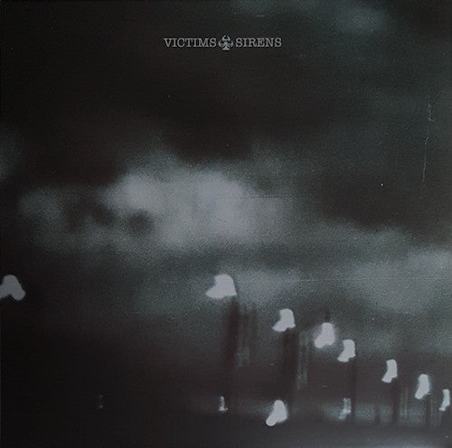 Victims ‎– Sirens LP (Coke Bottle Clear Vinyl)