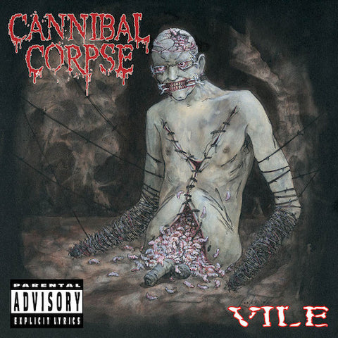 Cannibal Corpse ‎– Vile LP