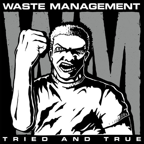Waste Management ‎– Tried And True LP - Grindpromotion Records