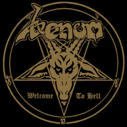 Venom ‎– Welcome To Hell 2XLP - Grindpromotion Records