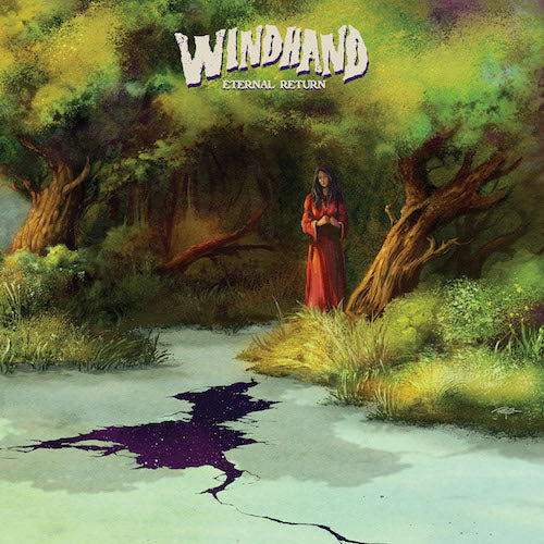 Windhand - Eternal Return 2XLP - Grindpromotion Records
