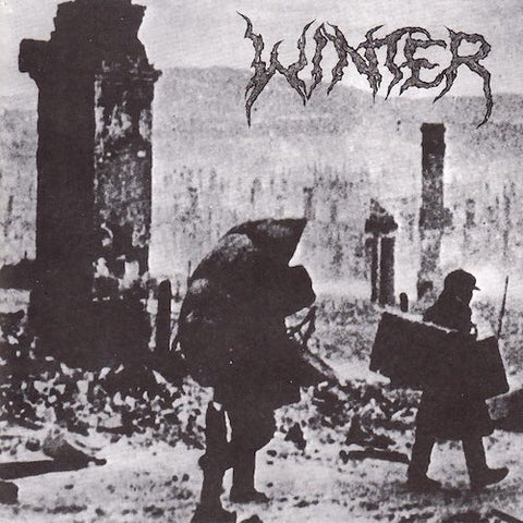 Winter – Into Darkness - Extended Edition 2XLP