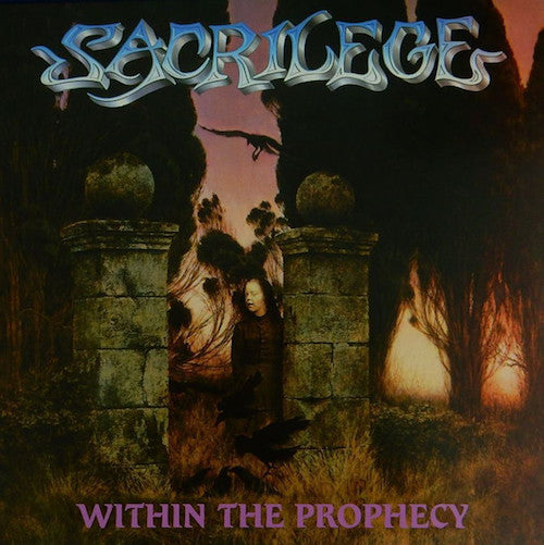 Sacrilege ‎– Within The Prophecy LP - Grindpromotion Records