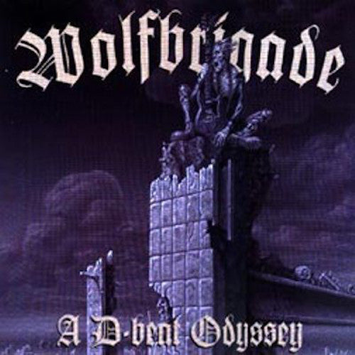 Wolfbrigade ‎– A D-Beat Odyssey LP - Grindpromotion Records