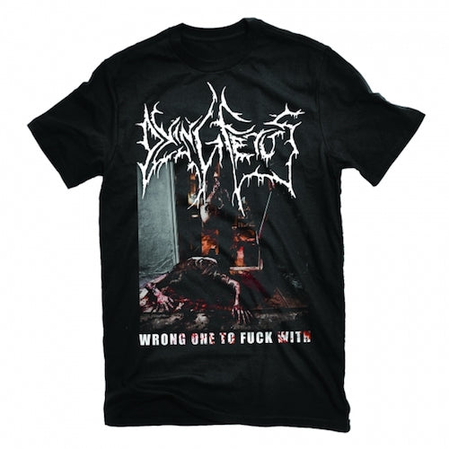 Dying Fetus - Wrong One To Fuck With T-Shirts - Grindpromotion Records