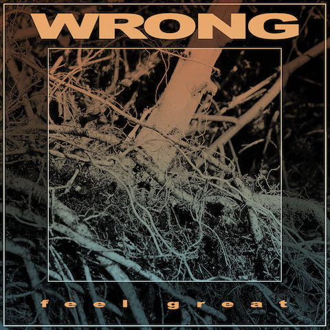 Wrong - Feel Great LP