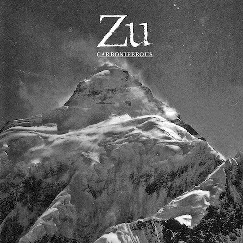 Zu ‎– Carboniferous LP - Grindpromotion Records