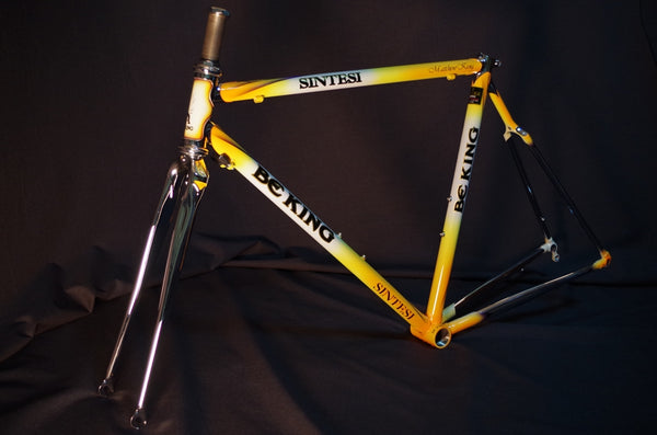 BEKING Sintesi steel bike 鋼管車