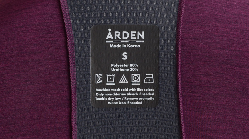 Arden Woman Classic Jersey 2