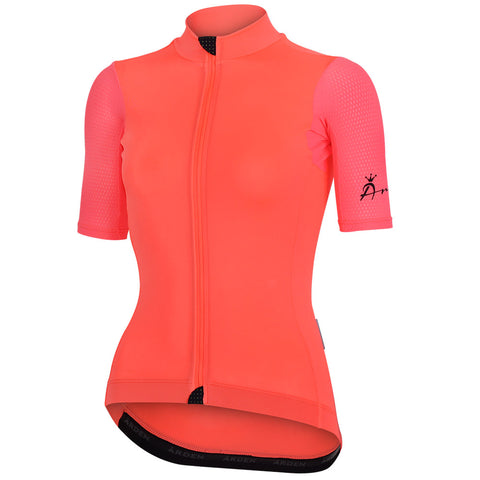 Arden Woman Spring Jersey / Neon Pink